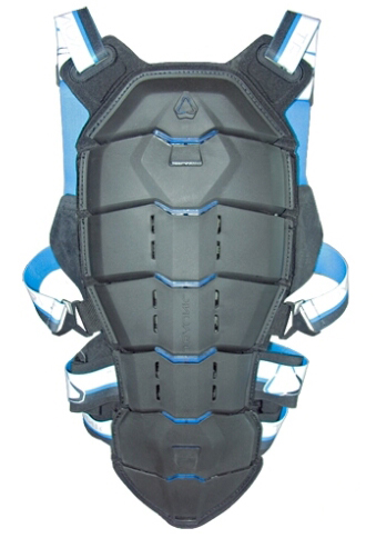 TRYONIC SEE+ Winter Sports Back Protector