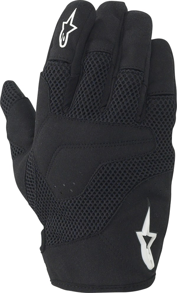 Guanti moto estivi Alpinestars Breeze Air Flo neri