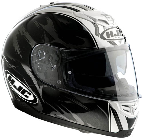 HJC Brushstroke MC5 full face helmet