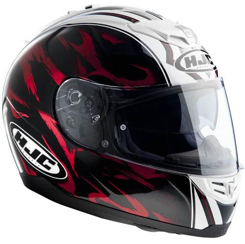 HJC FS11 Brushstroke MC1 full face helmet