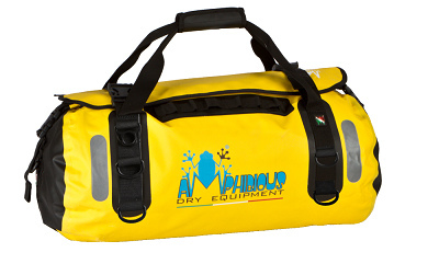 Waterproof bag Amphibious Voyager 45 Yellow