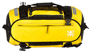 Amphibious Voyager 60 Black Waterproof bag