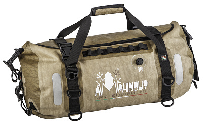 Waterproof bag Amphibious Voyager Light Ages 60 Grey