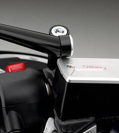 Rizoma mirror adapter to install on Nissin pump