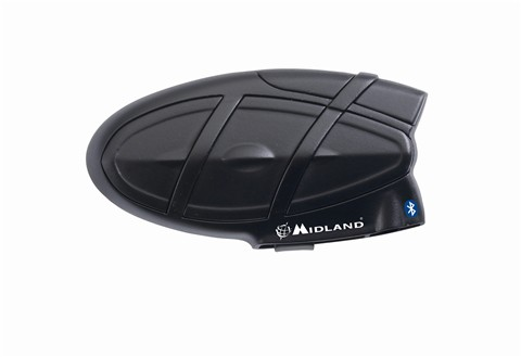 Interfono universale Bluetooth Midland BT2 per un casco