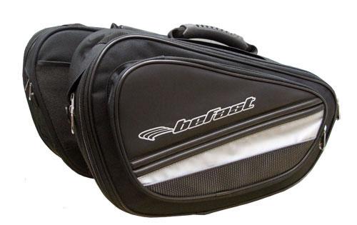x BEFAST B600 Motorcycle Saddle-Bags