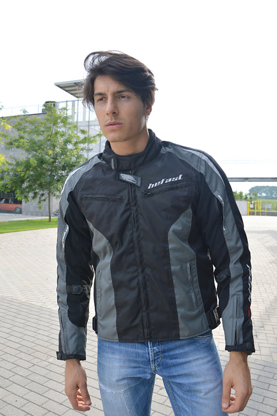 BEFAST Climath Textile Jacket  3 layers