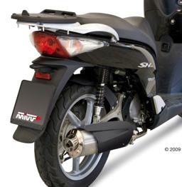Scarico Completo Mivv City Run Honda SH 150 02- Omologato Kat.