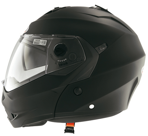 Caberg DUKE flip-off helmet Matt Black