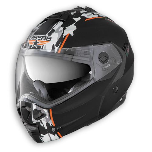 Modular helmet Caberg DUKE COMMANDER