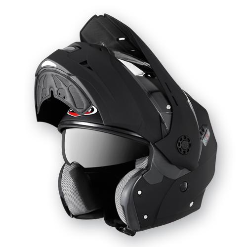 Modular helmet Caberg Tourmax Matte Black