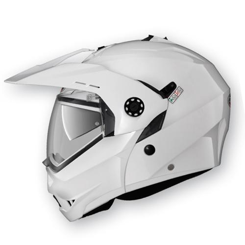 Casco modulare Caberg Tourmax Bianco