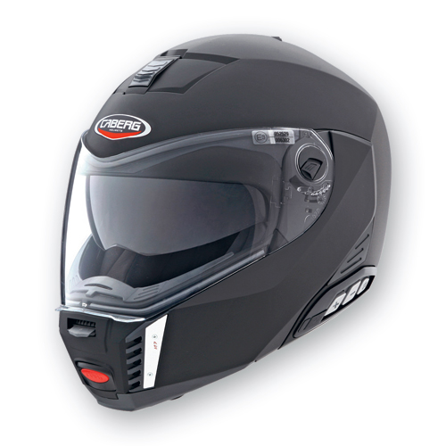 Caberg Sintesi Modular helmet Over size Matt Black