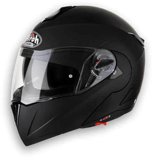 Airoh C-100 Color modular helmet black matt P-J