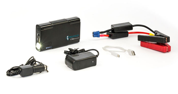 Midland Enerjump Powerbankstarter for cars and motorcycles