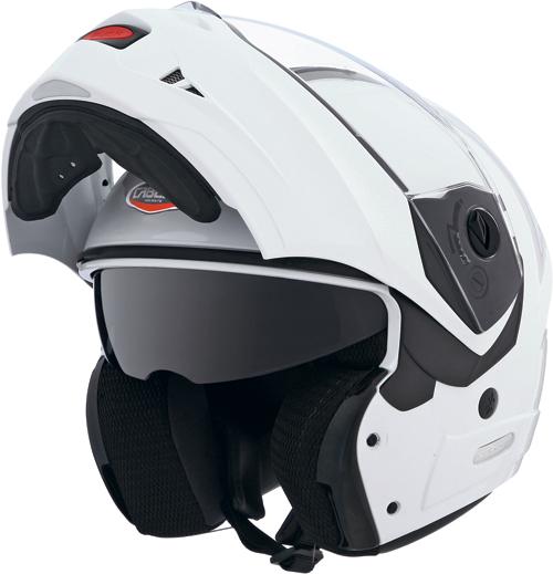 CABERG Konda open-face helmet col. white
