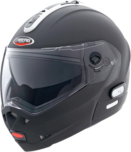 CABERG Konda open-face helmet col. matt black