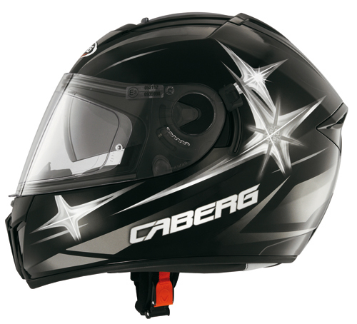 Caberg EGO KUMA full face helmet Black-Anthracite