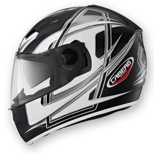 Casco integrale Caberg Vox Speed Nero opaco