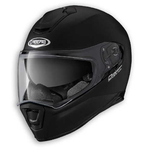 Face helmet Caberg Drift matt black