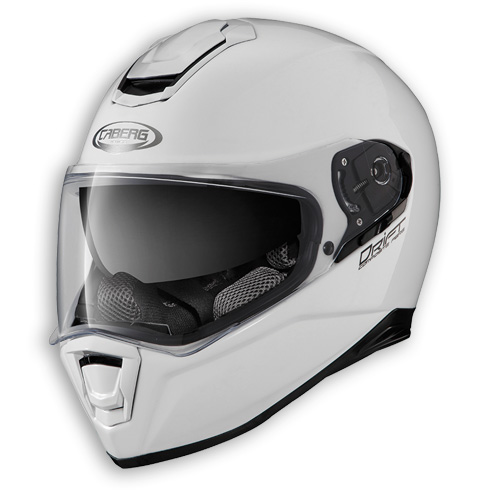 Face helmet Caberg Drift white