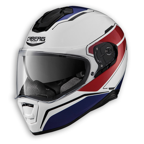 Face helmet Caberg Drift Tour blue red