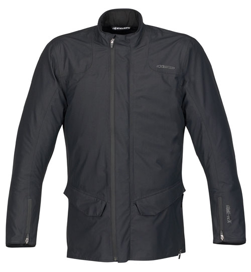 Alpinestars C34 Herringbone Gore-Tex jacket black