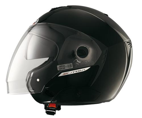 Caberg SINTESI jet helmet SmartBlack