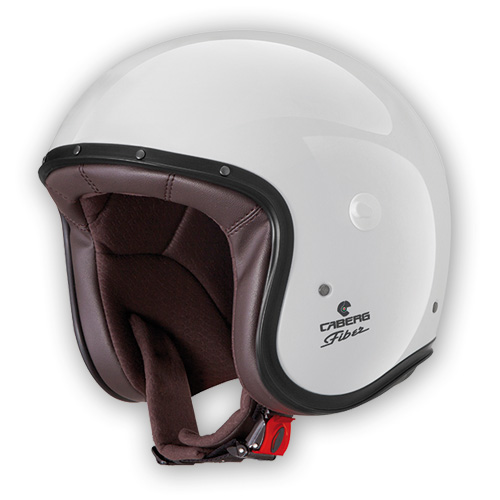 Jet Helmet Caberg Freeride white