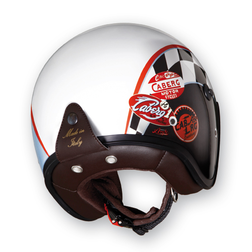 Casco jet Caberg Freeride Wiz