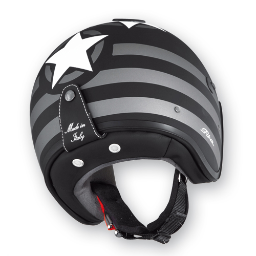 Caberg Doom Patriot jet helmet