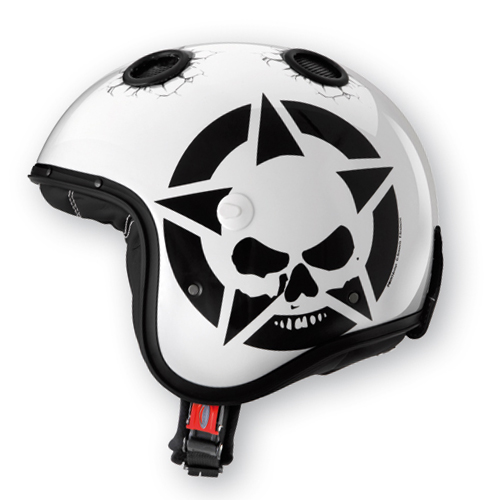 Jet Helmet Caberg Doom Darkside