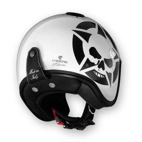 Jet Helmet Caberg Doom Darkside