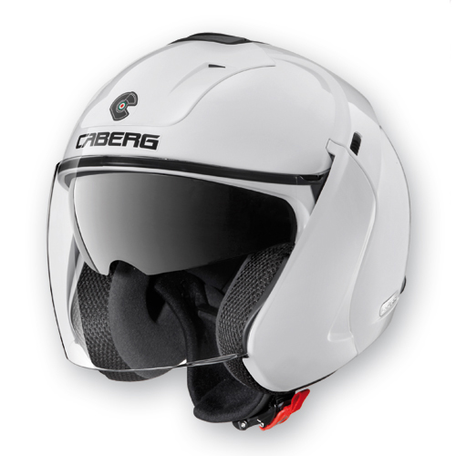 Jet Helmet Caberg Downtown S NL BT White