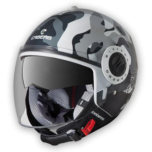 Jet Helmet Caberg Riviera V2 Commander