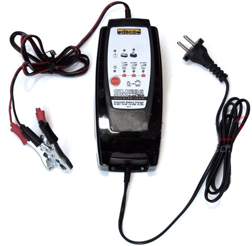 Deca SM 1236 auto-moto battery charger