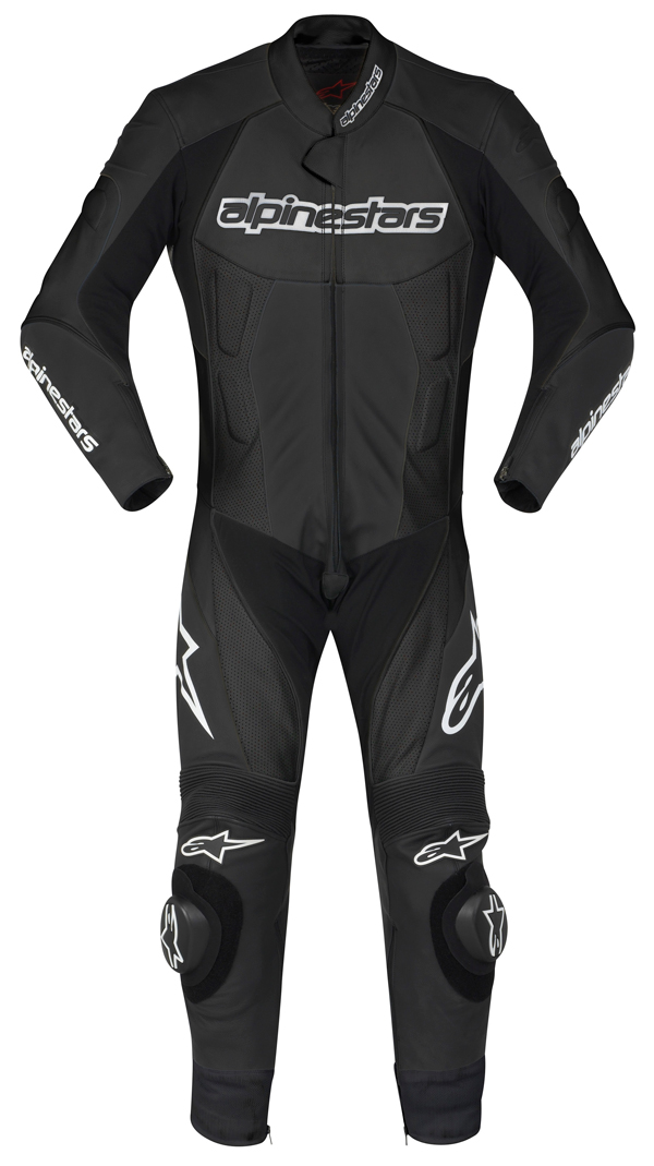 Alpinestars Carver leather suit black
