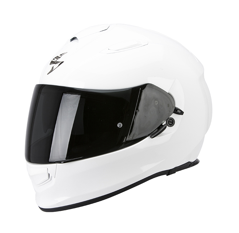 Casco integrale Scorpion Exo 510 Air Bianco