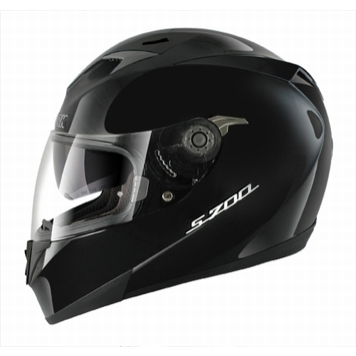 Casco integrale Shark S700 PINLOCK Nero opaco