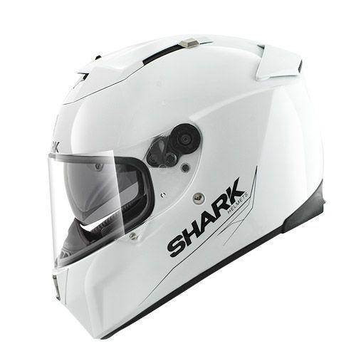 Casco integrale Shark SPEED-R 2 BLANK Bianco