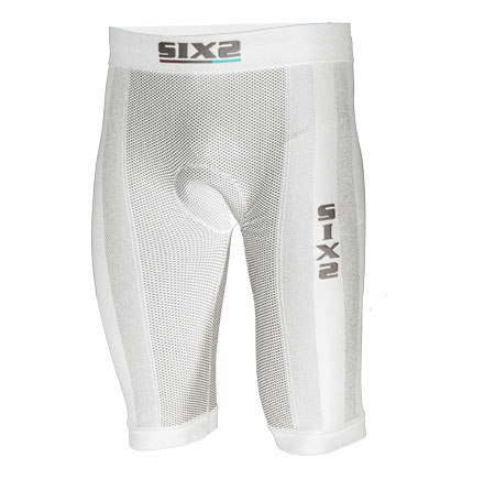 Shorts intimate with bottom Sixs White