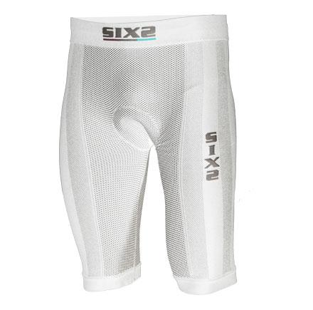 Pantaloncini intimi con fondello Sixs Bianco