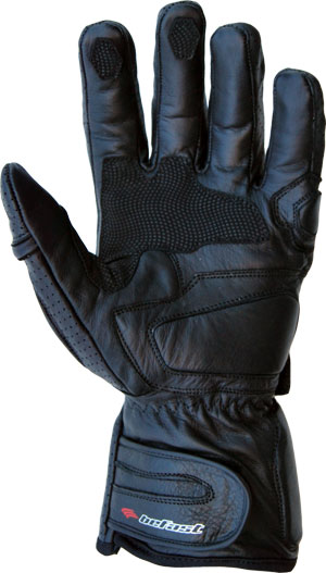 Befast Cerberus EVO leather gloves Black