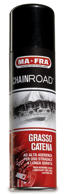 Lubrificante Catena chainroad by MA-FRA, Spray Lunghe Percorrenz