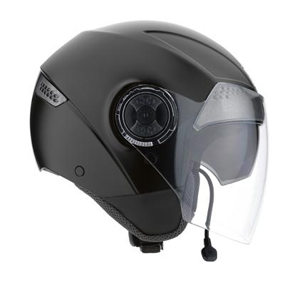 Casco moto Agv Citylight Connect nero opaco