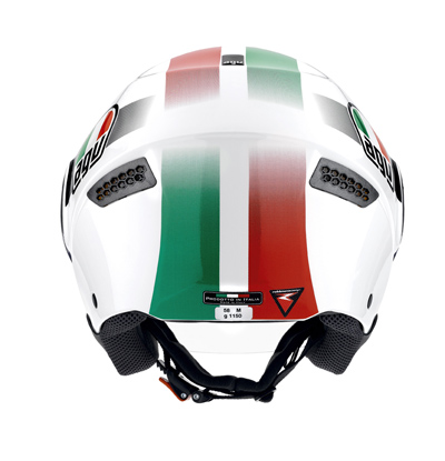 Casco moto Agv Citylight Multi Race Italia