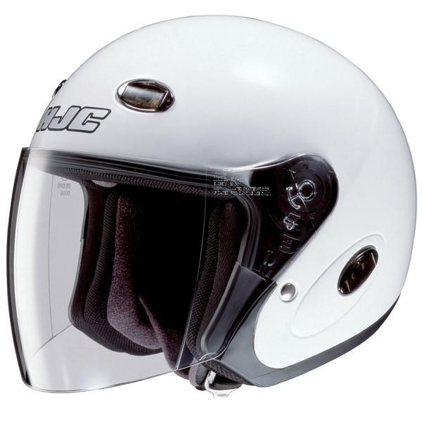 HJC CL33 jet helmet White