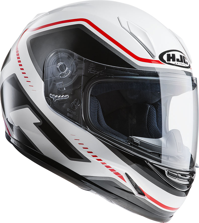 Motorcycle helmet HJC CLY integral child care MC1