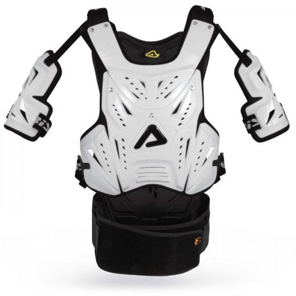 Acerbis Cosmo MX body armour level 2 White