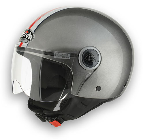 Casco moto Airoh Compact Stealth